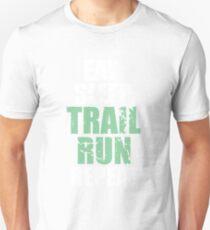 Eat Sleep Trail Run Unisex T-Shirt