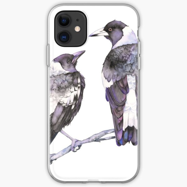 Familiar - European Magpie iPhone 11 case