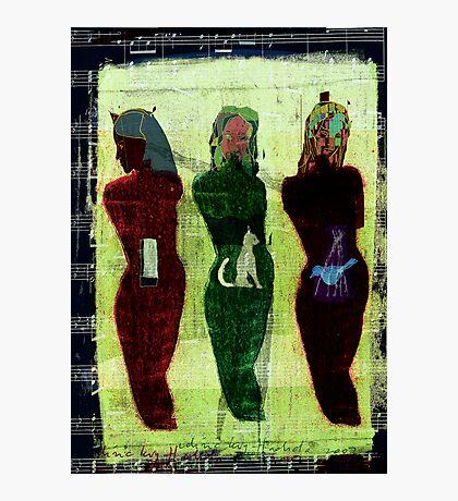 3 graces  Photographic Print