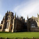 Ely Cathedral 1 by Michael Oubridge