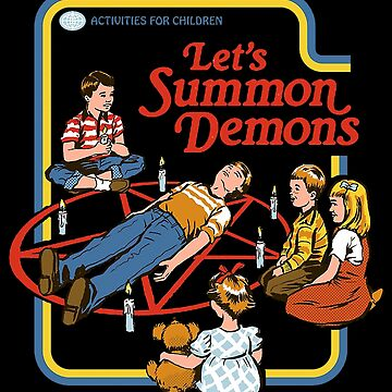 Let's Summon Demons  by tenniejackman