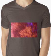 Abstraction Apex n°6 Men's V-Neck T-Shirt