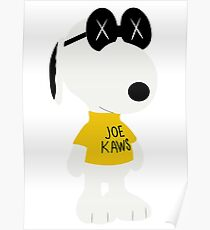 Joe kaws Poster