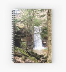 Cucumber Falls 2 Spiral Notebook