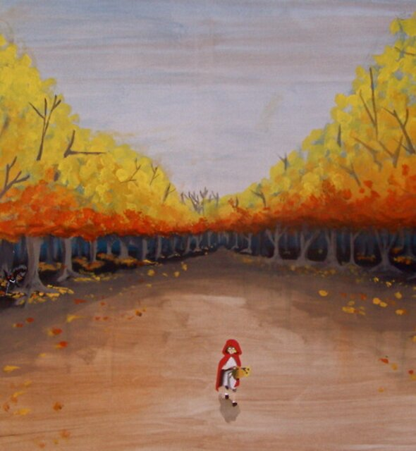 Lil' Red's Lonely Road Home by Rory  Moorer