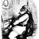 For he's a jolly good fellow, so say we all of us - Thomas Nast  by BestPaintings