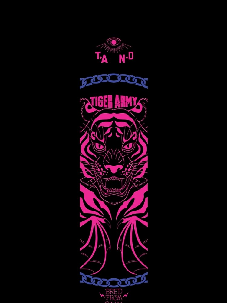 """""""Tiger Army Never Dies"""" Graphic T-Shirt Dress by kerkopes ..."""