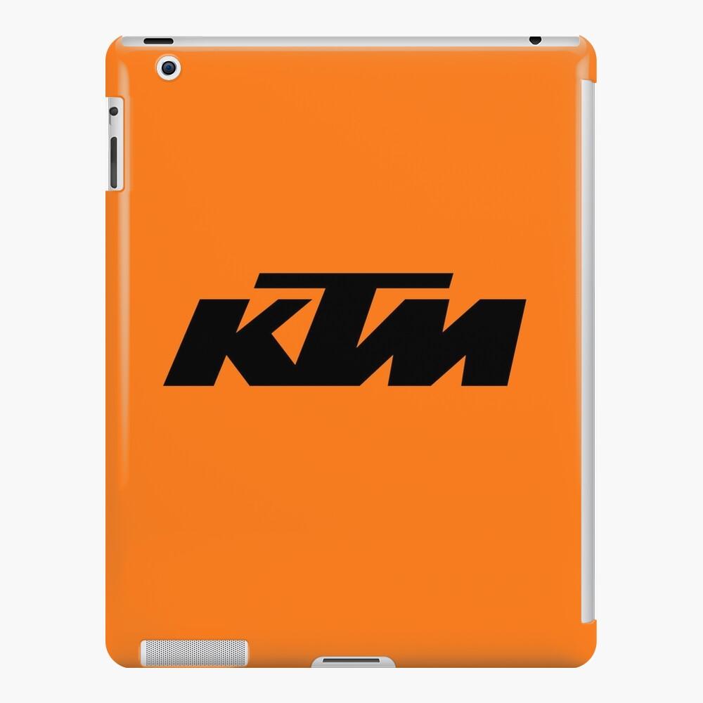 KTM Racing Funda y vinilo para iPad