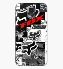 Fox Motocross Racing Picture collage Case/Skin for Samsung Galaxy