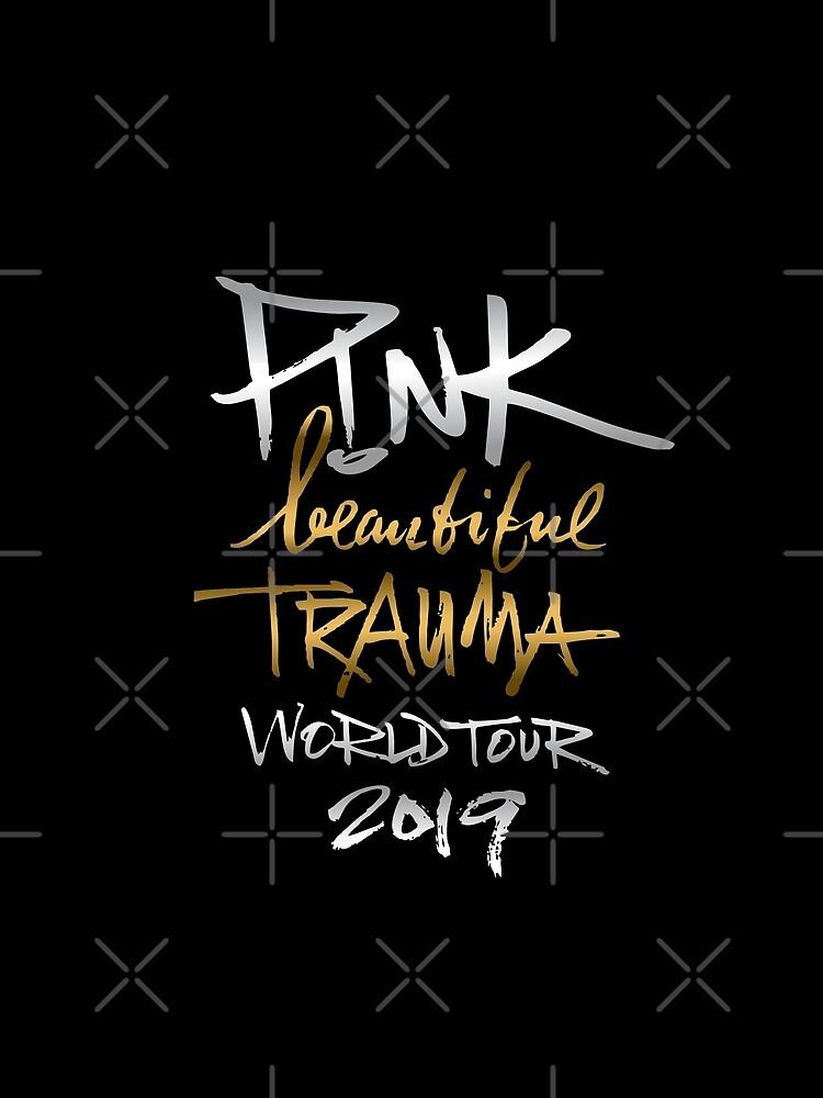 ROTE SCHÖNE TRAUMA WORLD TOUR 2019 von sugengrembyak