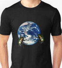 dungbeetle earth Unisex T-Shirt