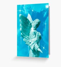 I Will Guide You Angel Greeting Card