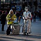 the silvermen by Tony Day