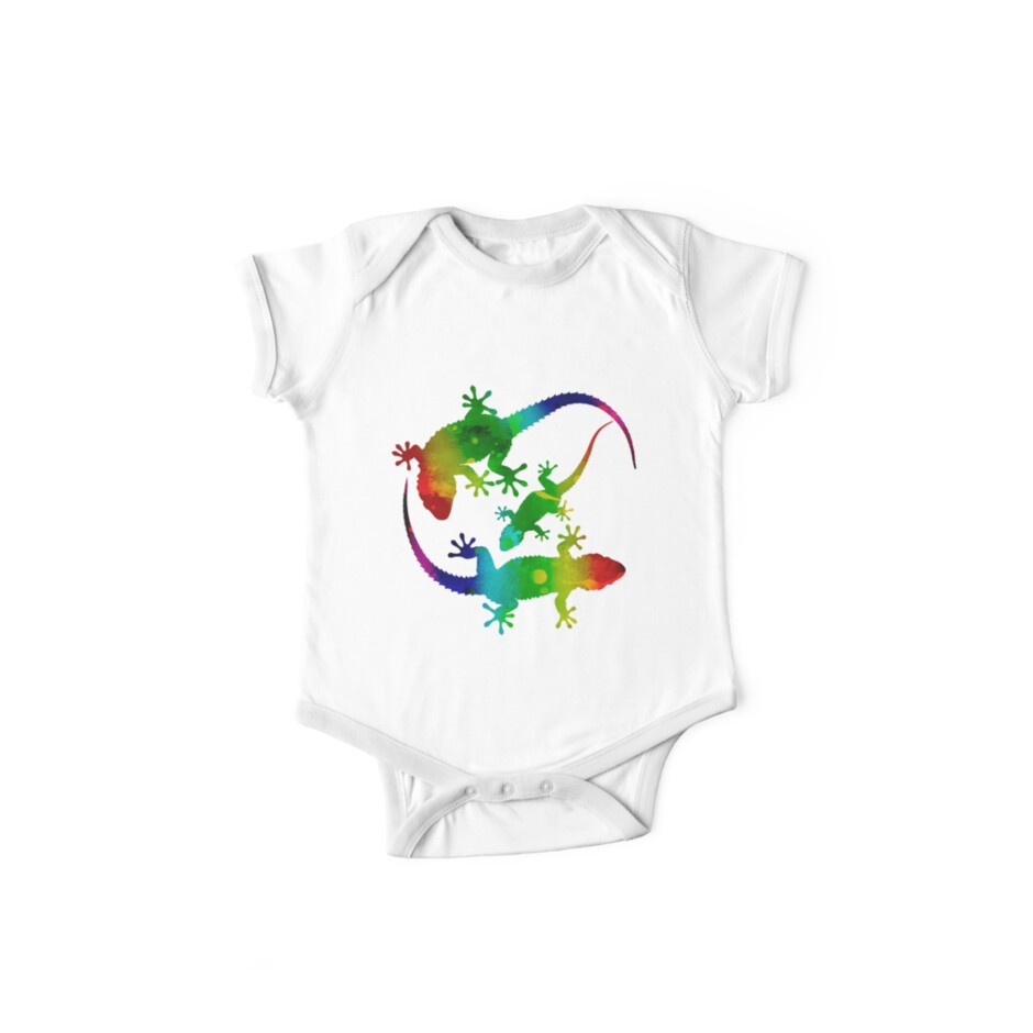 3 Geckos by pahit