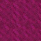 Dark Pink Velvety Sparkles by dkatesmith