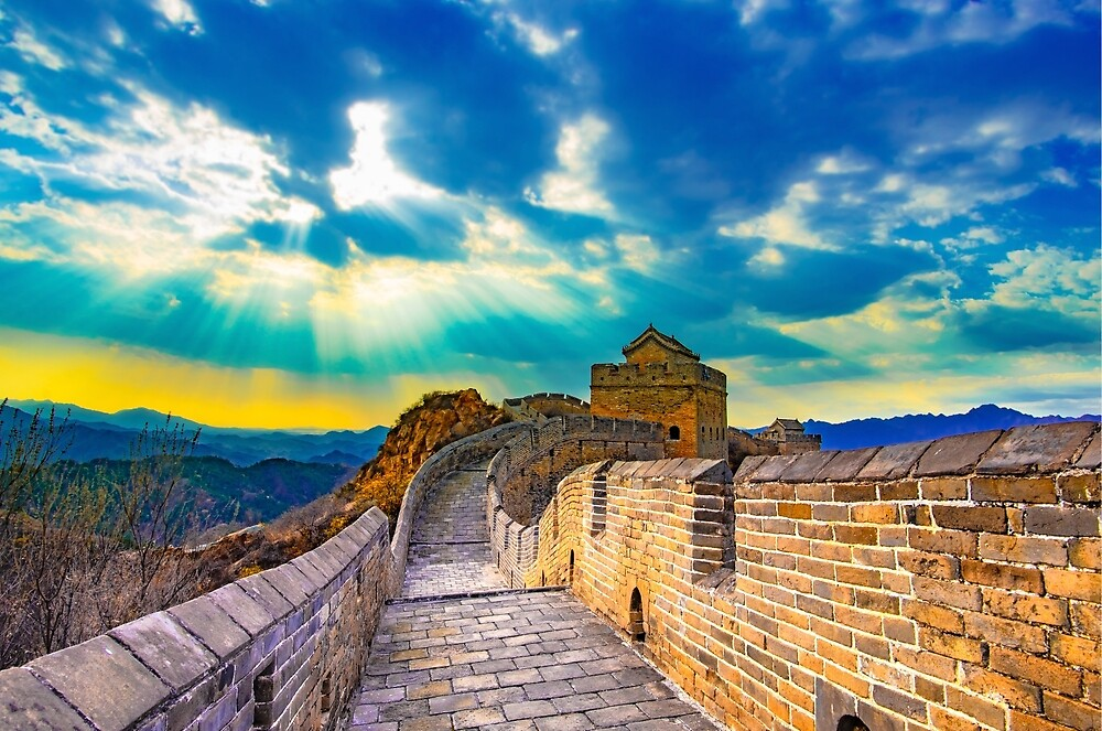 Simatai West Great Wall by Apatche Revealed