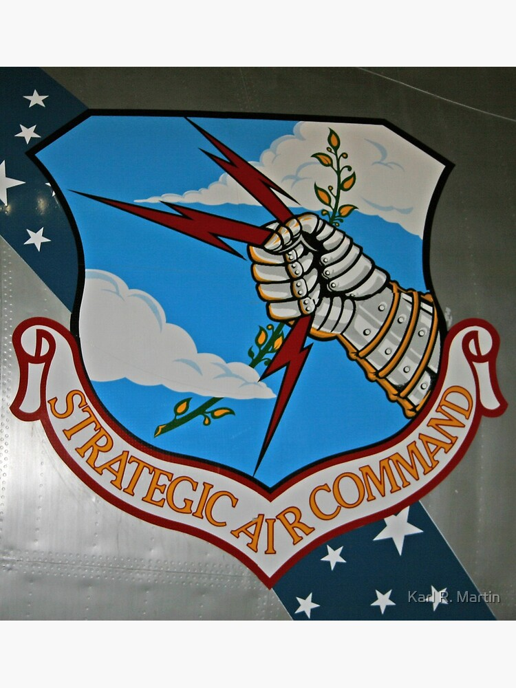 Strategic Air Command by SirEagle