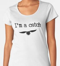 Catch Women's Premium T-Shirt