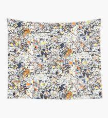 mijumi Pollock Wall Tapestry