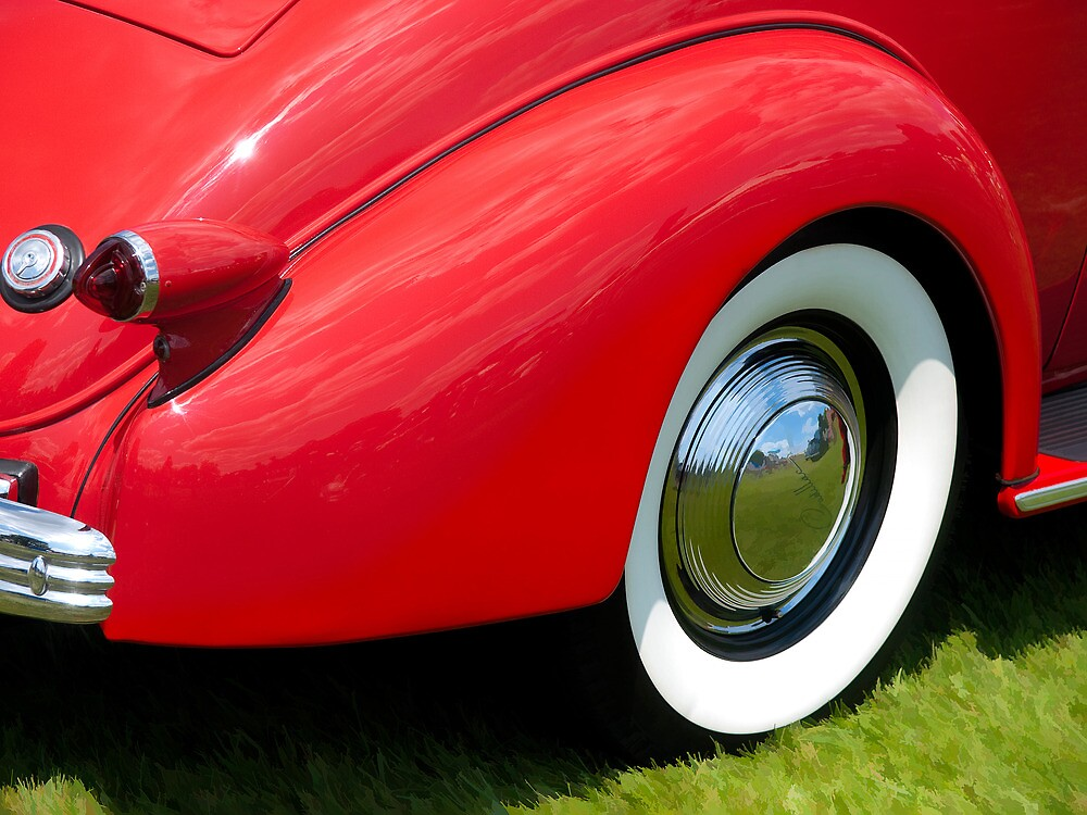 1936 Cadillac V8 Series 60 Business Coupe by James Howe