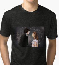 Space Pride & Prejudice Tri-blend T-Shirt