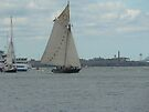 Dutch Leeboard Sailboats by andytechie