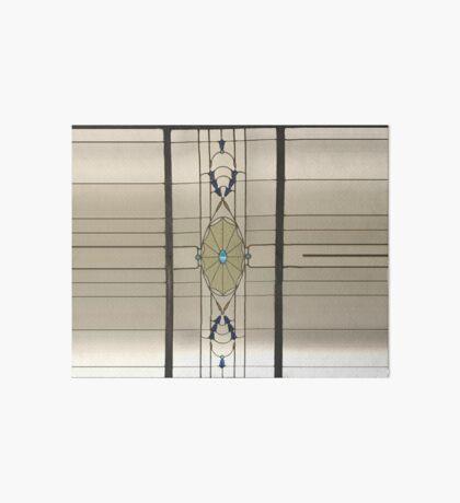 Cathedral Arcade - Modern Art Board Print
