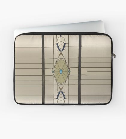 Cathedral Arcade - Modern Laptop Sleeve
