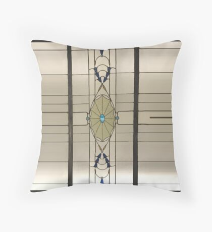 Cathedral Arcade - Modern Floor Pillow