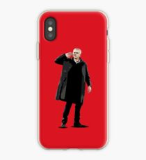 Jose Mourinho Ear Cup Illustration - Manchester United | iPhone | Samsung | Tablet | Poster | Wall Art | Home Decor | T Shirt | Hoodie | Mug | Clock | Pillow and much more iPhone Case