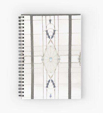 Cathedral - Sketch Spiral Notebook