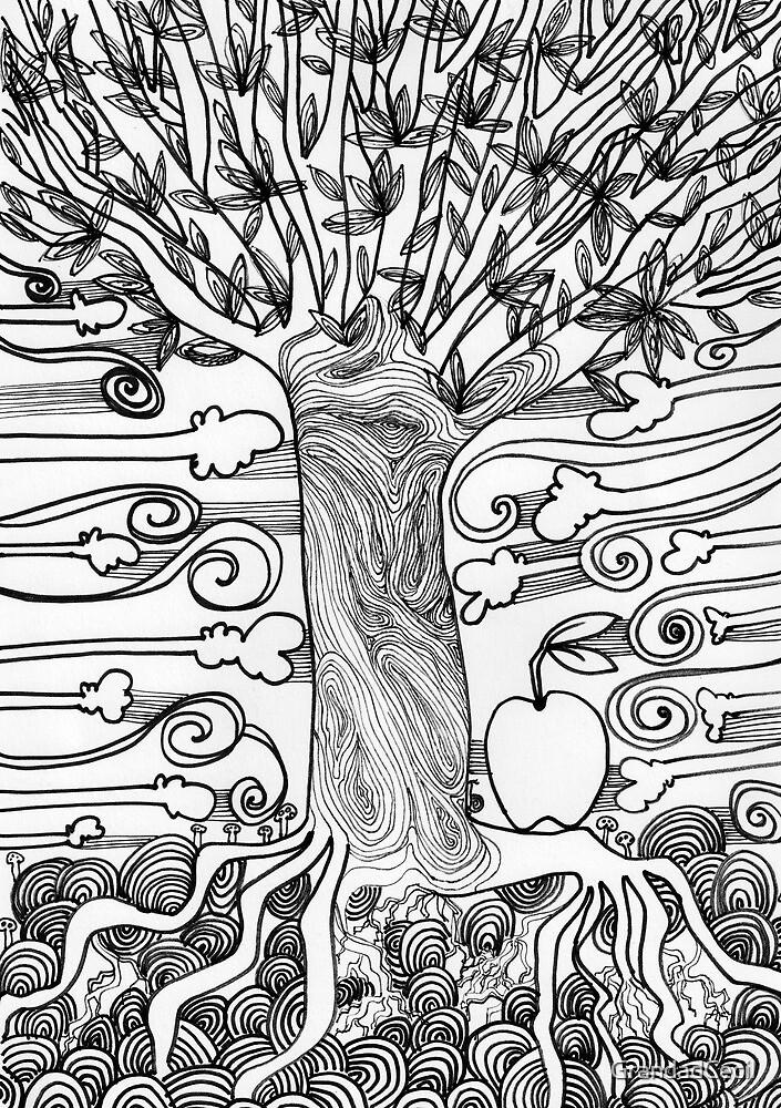 Life As A Tree by GrandadCecil