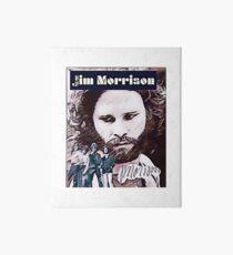 Jim Morrison Art Board
