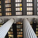 Look up- what Lincoln sees when he looks up. by Elspeth  McClanahan