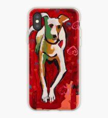Zoe Love iPhone Case