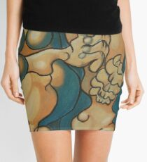 figure Mini Skirt
