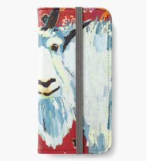 Liberty Goat iPhone Wallet/Case/Skin