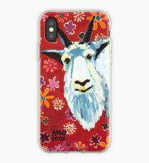 Liberty Goat iPhone Case