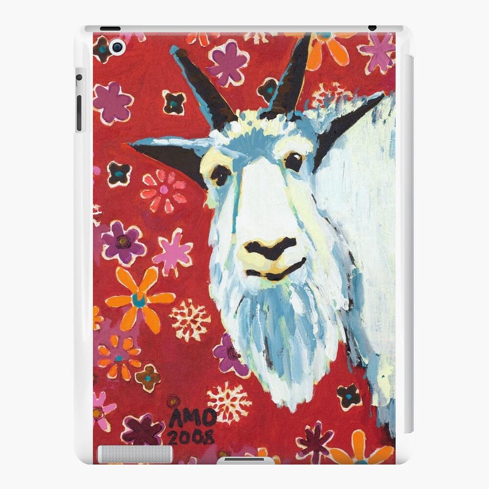 Liberty Goat iPad Cases & Skins