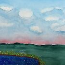 Lake in a  Meadow by lisavonbiela