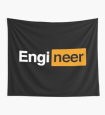 Software Engineer Wall Tapestry