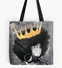 Naturally Queen II Tote Bag