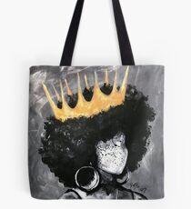 Naturally Queen II Tote Bag