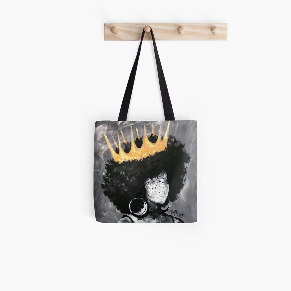 Natürlich Königin II Stofftasche