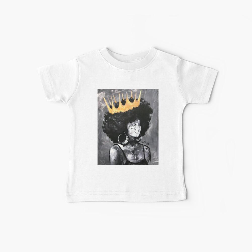 Natürlich Königin II Baby T-Shirt