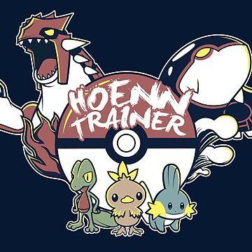 Hoenn Trainer by Ruwah