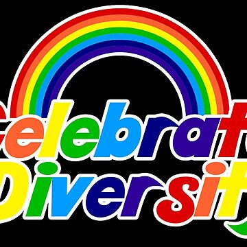 Celebrate diversity by Boogiemonst