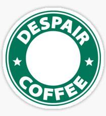 Despair Coffee / Danganronpa Sticker