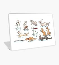 A Business of Ferrets Laptop Skin