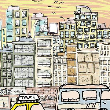 CITYSCAPE 3 by DARCNITEZ